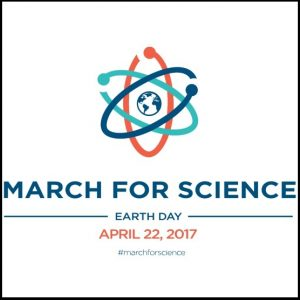 March For Science On Earth Day – Apr 22
